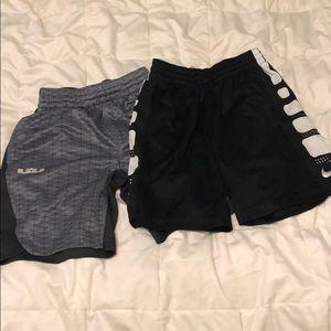 BUNDLE! Nike Elite Basketball Shorts